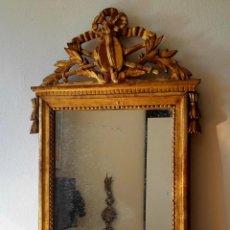 Antigüedades: ESPEJO FRANCÉS DEL SIGLO XVIII. Lote 217075760