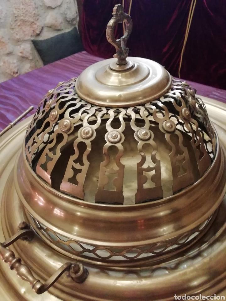 Antigüedades: Brasero siglo 18 a 19 - Foto 8 - 217107012