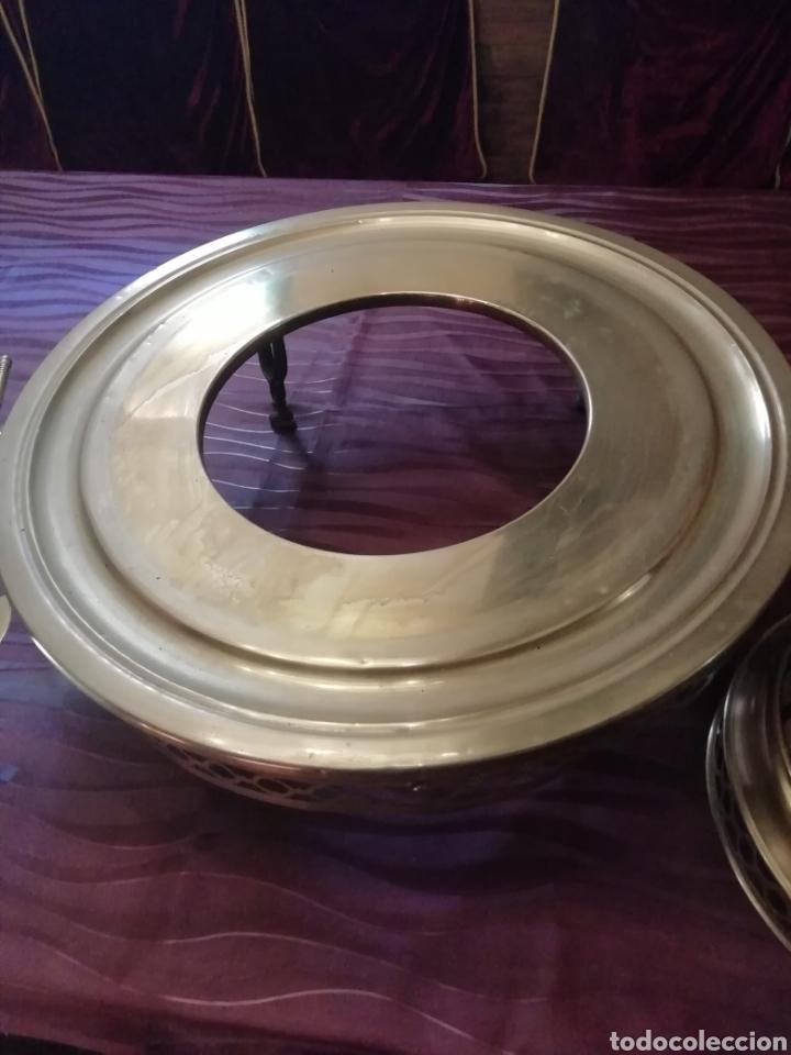 Antigüedades: Brasero siglo 18 a 19 - Foto 11 - 217107012