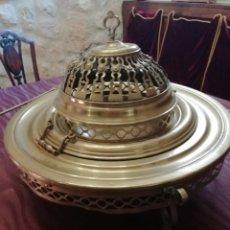 Antigüedades: BRASERO SIGLO 18 A 19. Lote 217107012