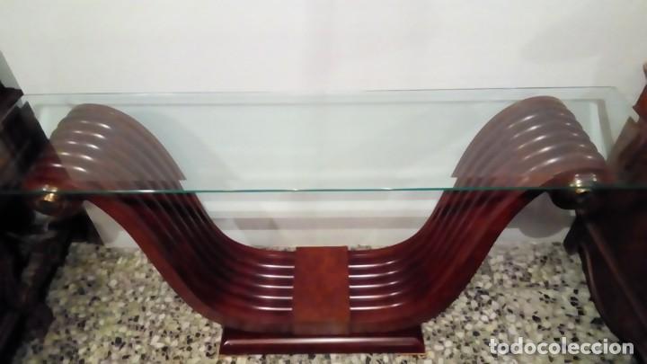 Antigüedades: consola art deco-MARINER- - Foto 6 - 217113236