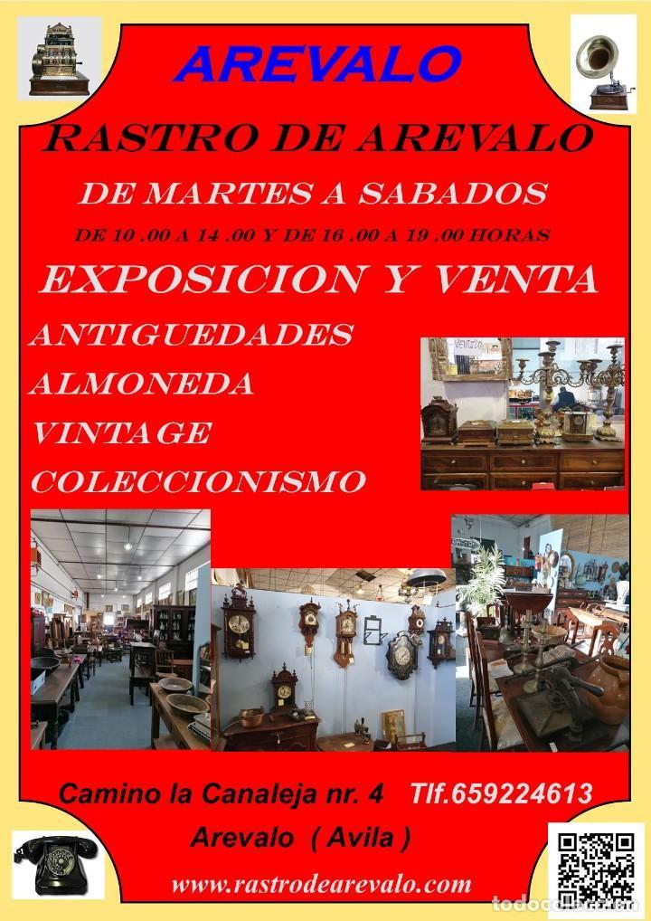 Antigüedades: Antigua mesa - Foto 7 - 132088905