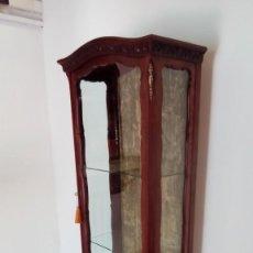 Antigüedades: VITRINA ESTILO FRANCES-LUIS XV. Lote 217115480