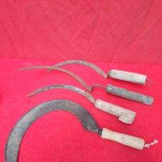Antigüedades: 4 PODONAS / OZ ANTIGUAS. Lote 217116348
