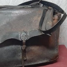 Antigüedades: CARTERA DE CARTERO CORREOS POSTAL ESPAÑA. Lote 217139965