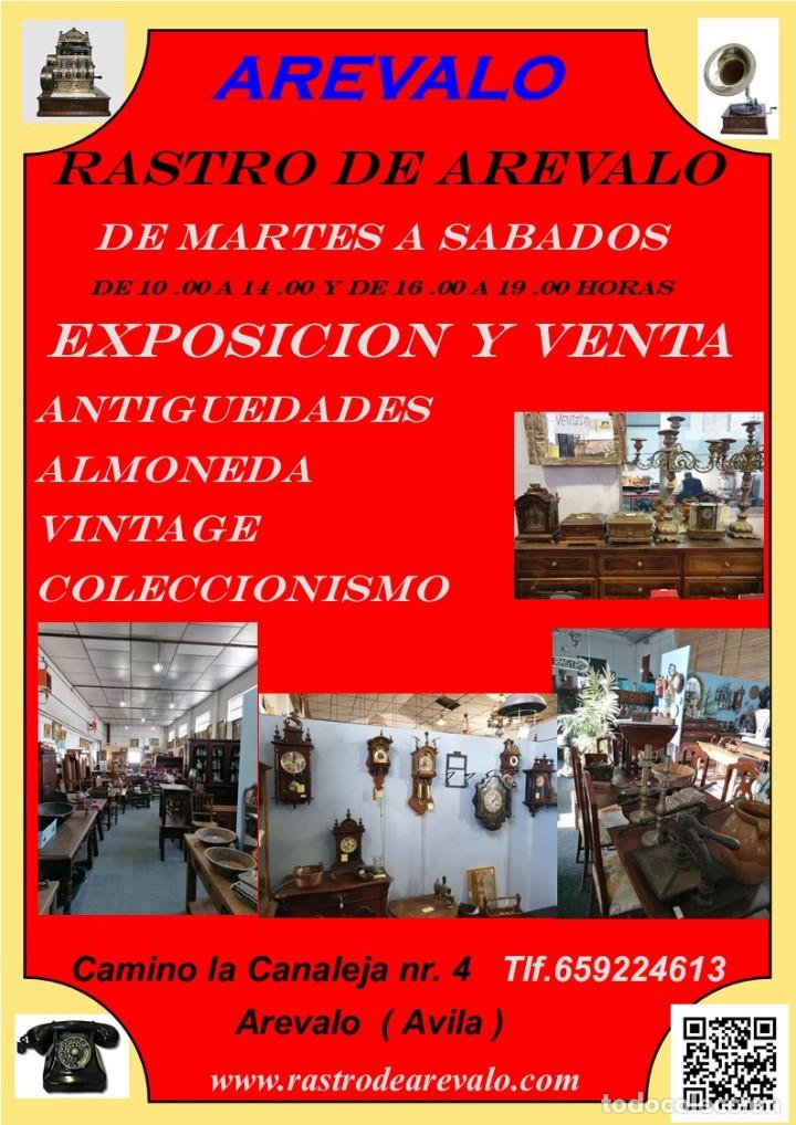 Antigüedades: Mesa de nogal - Foto 8 - 132089763