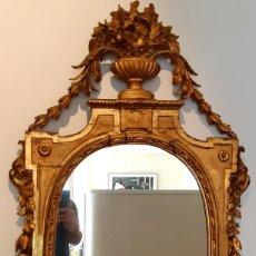 Antigüedades: GRAN ESPEJO FRANCES DEL SIGLO XVIII. Lote 217203928