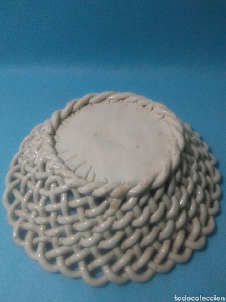 Antigüedades: Ceramica de alcora ,siglo XVIII principios del XIX - Foto 4 - 217247367