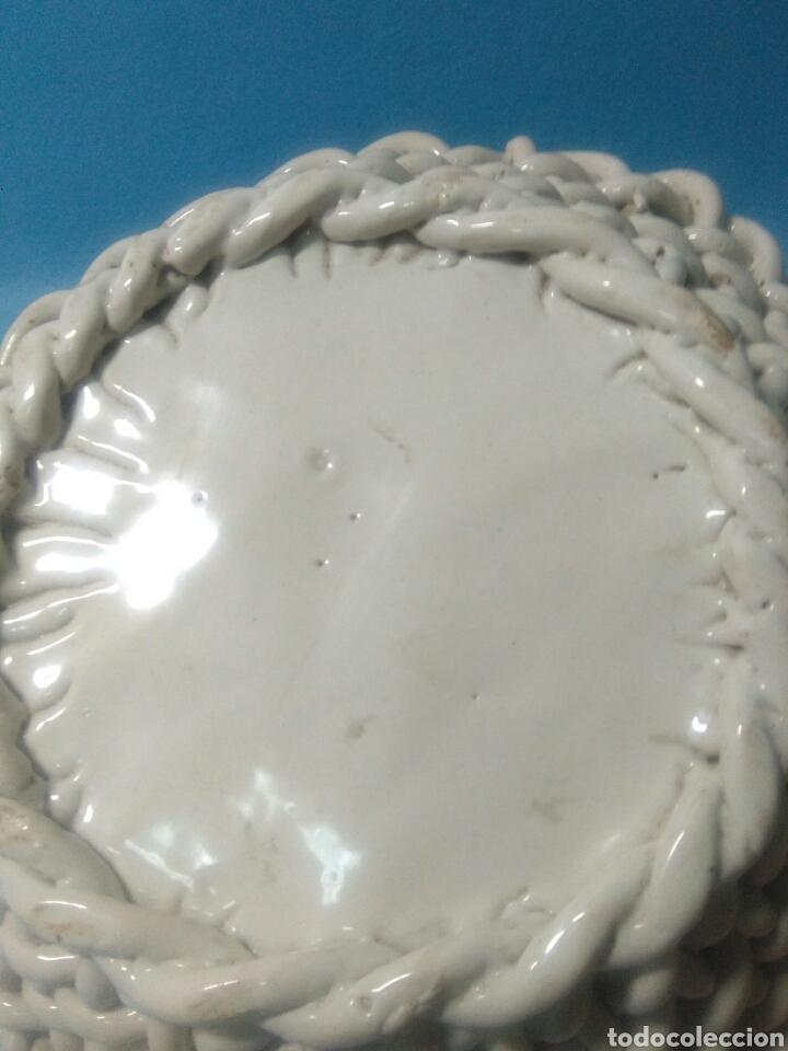 Antigüedades: Ceramica de alcora ,siglo XVIII principios del XIX - Foto 5 - 217247367
