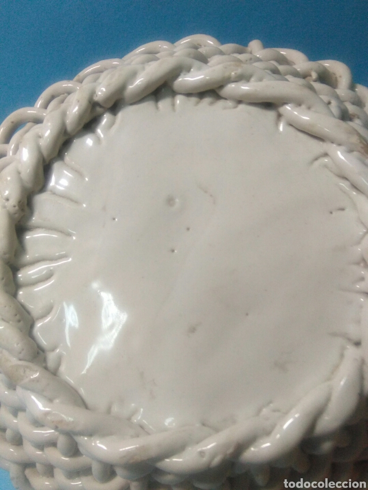 Antigüedades: Ceramica de alcora ,siglo XVIII principios del XIX - Foto 6 - 217247367