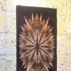 Antigüedades: CONJUNTO DE TRES ANTIGUAS ALFOMBRAS. Lote 217297951