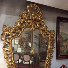 Antigüedades: ESPEJO DORADO. Lote 217309653