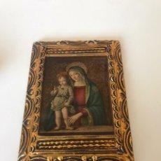 Antigüedades: RETABLO RELIGIOSO. Lote 217347516