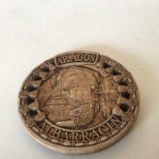 Antigüedades: PLATILLO DECORATIVO DE ARAGON. Lote 217362546