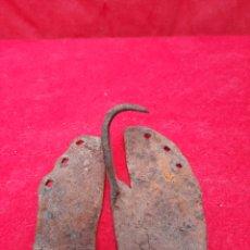 Antigüedades: HERRADURAS DE VACA O BUEYES. Lote 217389610