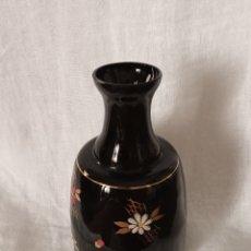 Antigüedades: JARRÓN DE CRISTAL AÑOS 40 ALT. 17 CM. Lote 217464088