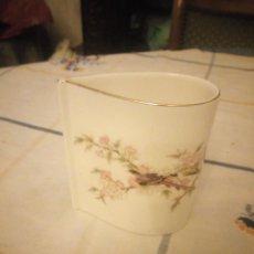 Antigüedades: BONITO JARRON DE PORCELANA YAMA JI JAPAN. Lote 217485370
