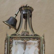 Antigüedades: LAMPARA TIPO FAROL. Lote 217492085