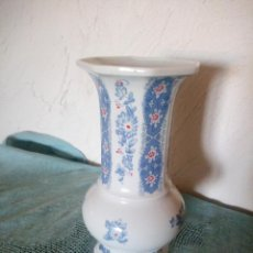 Antigüedades: PRECIOSO JARRON DE PORCELANA FINE CHINA LICHTE MADE IN GDR. Lote 217513661