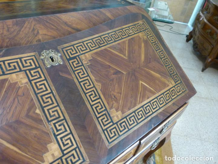 Antigüedades: ESCRITORIO FRANCES SIGLO XVIII - Foto 5 - 217514700