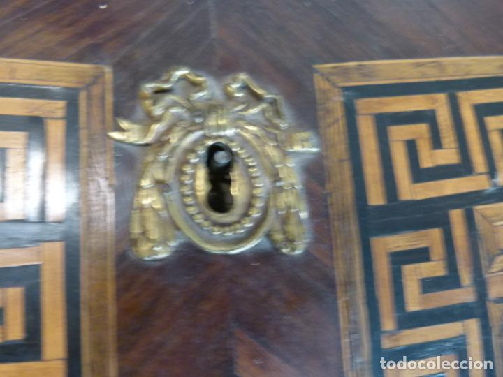 Antigüedades: ESCRITORIO FRANCES SIGLO XVIII - Foto 6 - 217514700