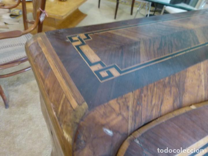 Antigüedades: ESCRITORIO FRANCES SIGLO XVIII - Foto 7 - 217514700