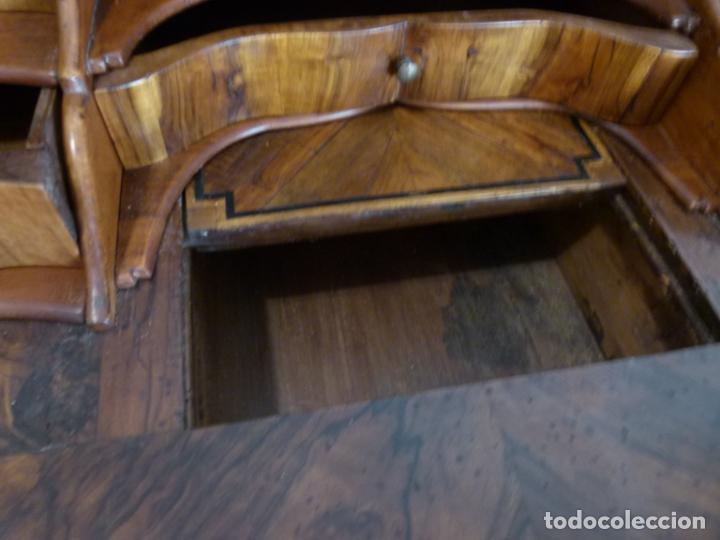 Antigüedades: ESCRITORIO FRANCES SIGLO XVIII - Foto 13 - 217514700