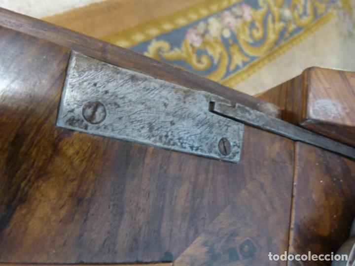 Antigüedades: ESCRITORIO FRANCES SIGLO XVIII - Foto 15 - 217514700