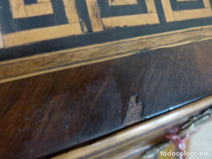 Antigüedades: ESCRITORIO FRANCES SIGLO XVIII - Foto 19 - 217514700