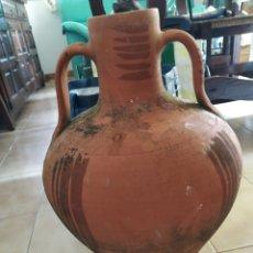 Oggetti Antichi: PRECIOSO CÁNTARO DEL MAESTRO J. CORTIELLA. Lote 217534623
