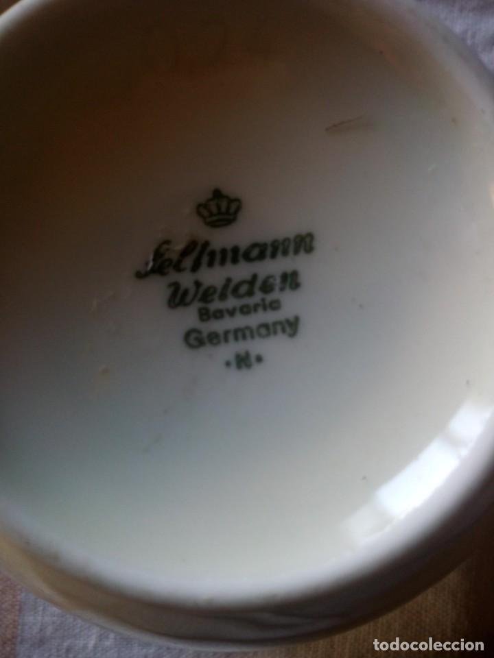Antigüedades: Bonito azucarero de porcelana seltmann weiden bavaria germany, - Foto 7 - 217565522