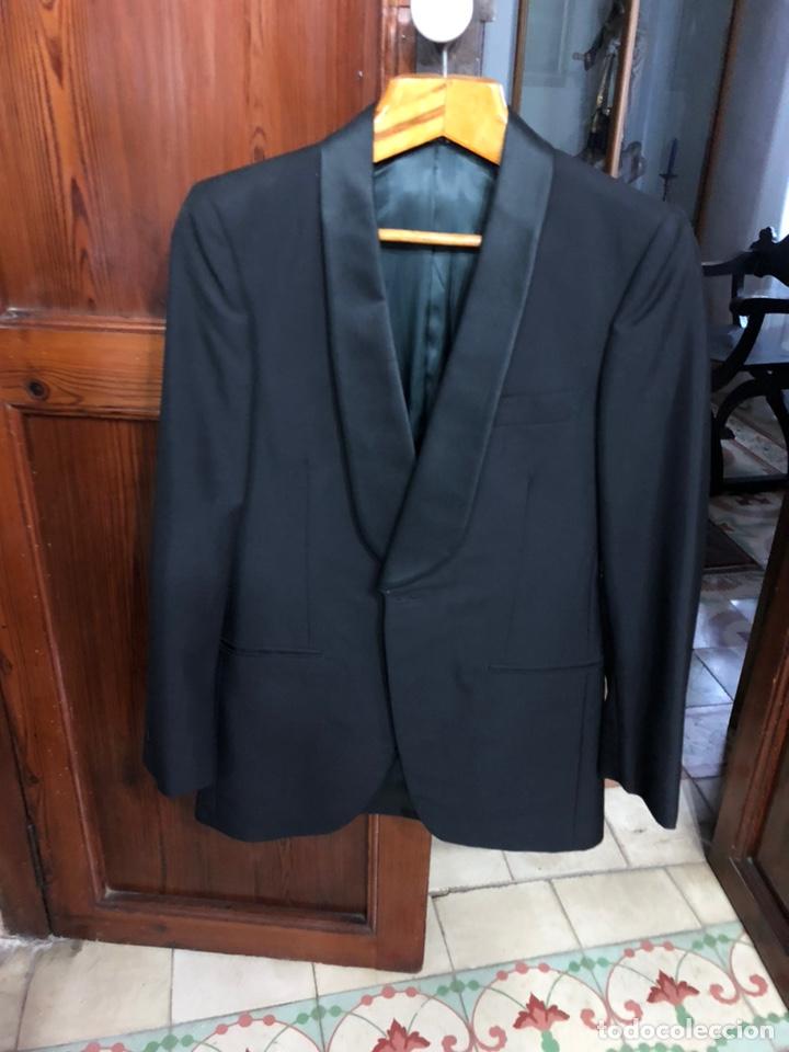 Antigüedades: Traje chaqueta esmoquin cadete - Foto 3 - 217572966