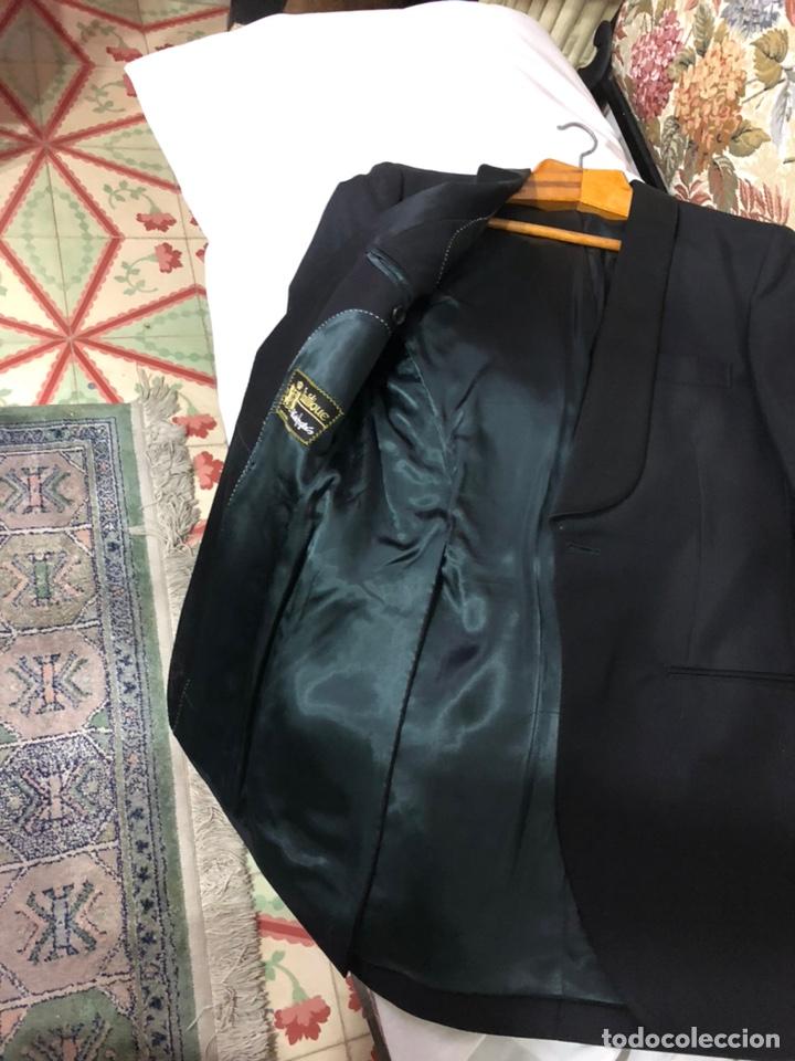 Antigüedades: Traje chaqueta esmoquin cadete - Foto 4 - 217572966