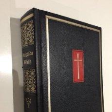 Antigüedades: BIBLIA AÑO 1950. NUEVA EDICIÓN GUADALUPANA. MUY BUEN ESTADO. Lote 217586908