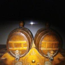 Antigüedades: TONELES DE MADERA, TÍPICOS DE ESPAÑA. Lote 217590687
