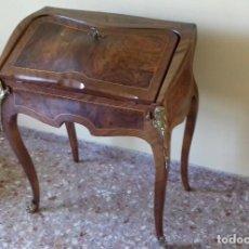 Antigüedades: BUREAU DE PENTE LOUIS XV. Lote 217593668