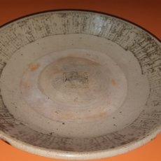 Antigüedades: PLATO CERAMICA JAPONESA SXIX. Lote 217630097