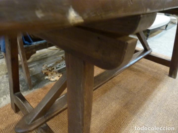 Antigüedades: MESA CATALANA - Foto 10 - 217678508