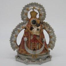 Antigüedades: VIRGEN DE LA CABEZA- FIGURA- ANDÚJAR- JAÉN. Lote 217685516