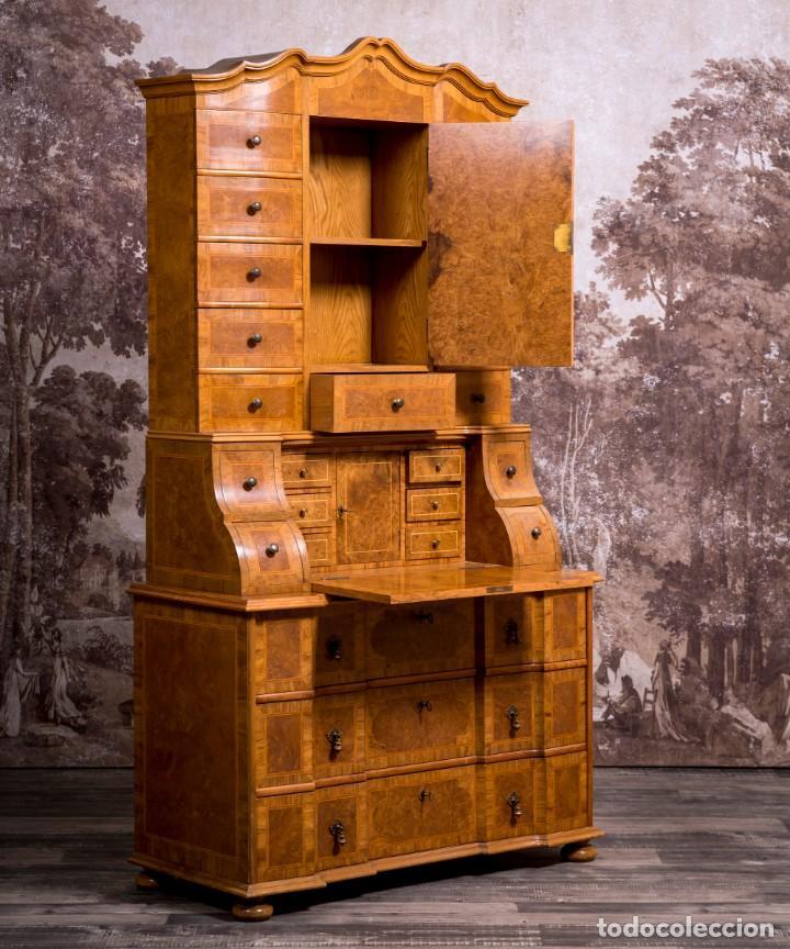 Antigüedades: Bureau Bookcase - Foto 2 - 217718983