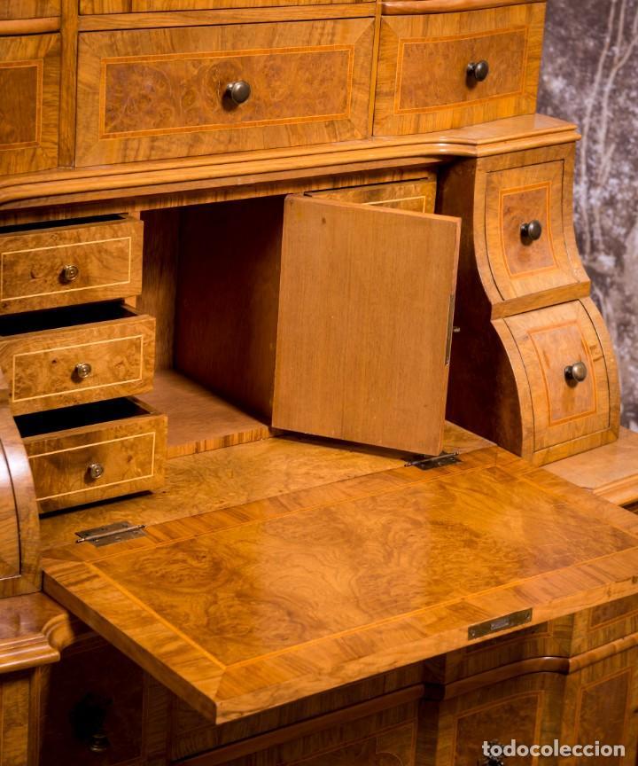 Antigüedades: Bureau Bookcase - Foto 3 - 217718983