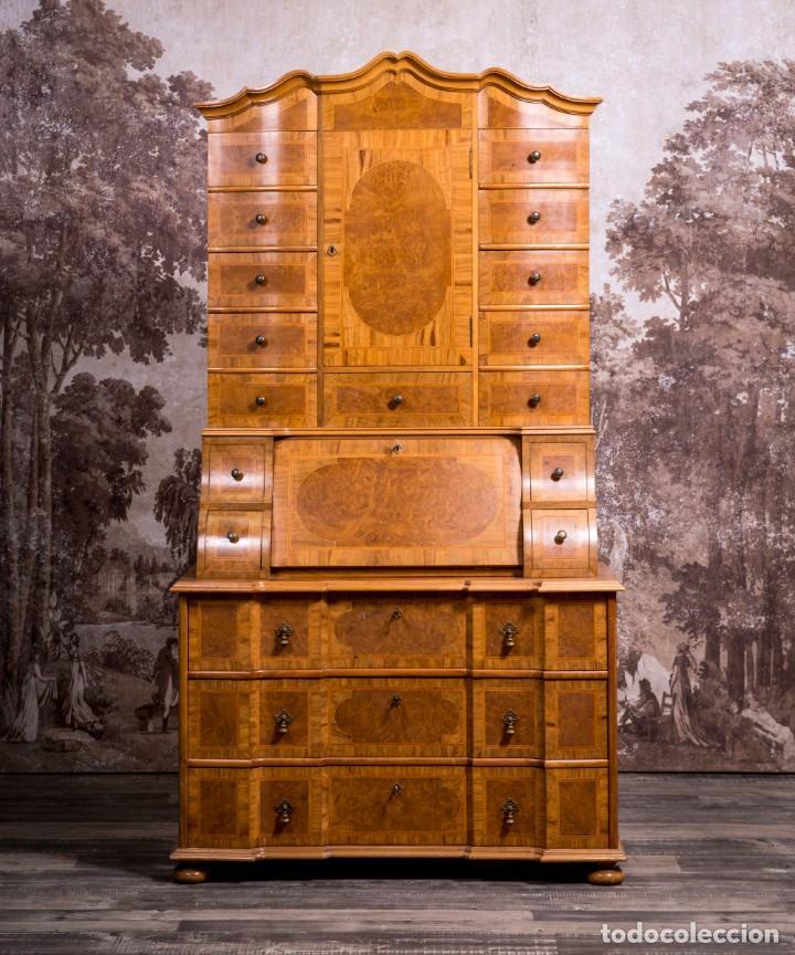 Antigüedades: Bureau Bookcase - Foto 4 - 217718983