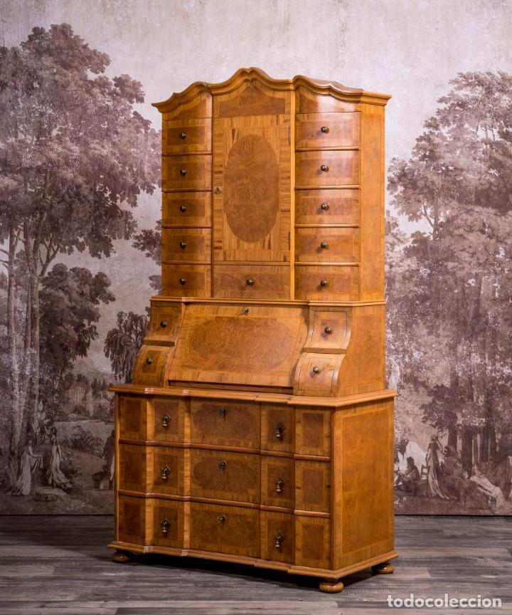 Antigüedades: Bureau Bookcase - Foto 5 - 217718983