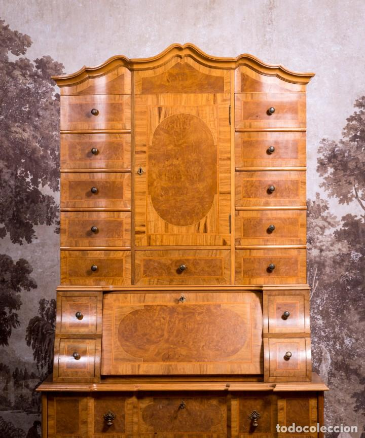 Antigüedades: Bureau Bookcase - Foto 6 - 217718983