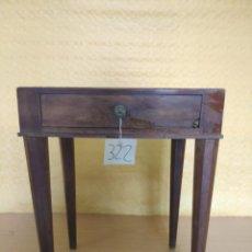 Antigüedades: MESITA MADERA SIGLO XX, 6000-322. Lote 43842661