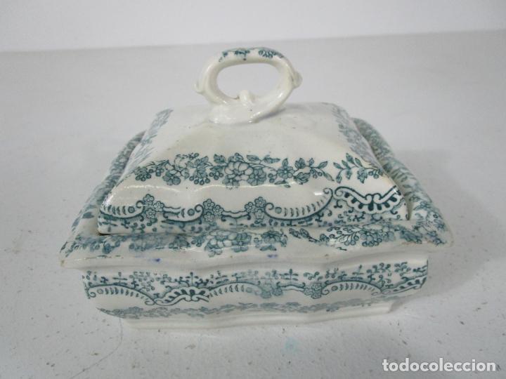 Antigüedades: Pequeña Sopera Antigua - Sargadelos - S. XIX - Foto 9 - 217764973