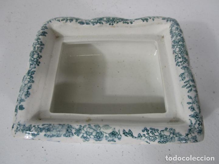 Antigüedades: Pequeña Sopera Antigua - Sargadelos - S. XIX - Foto 18 - 217764973