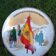 Oggetti Antichi: PLATO GUARDIA CIVIL (BAEZA).. Lote 217780857