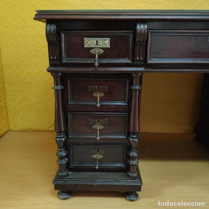 Antigüedades: Mesa De Despacho, 6000-959 - Foto 2 - 72442343