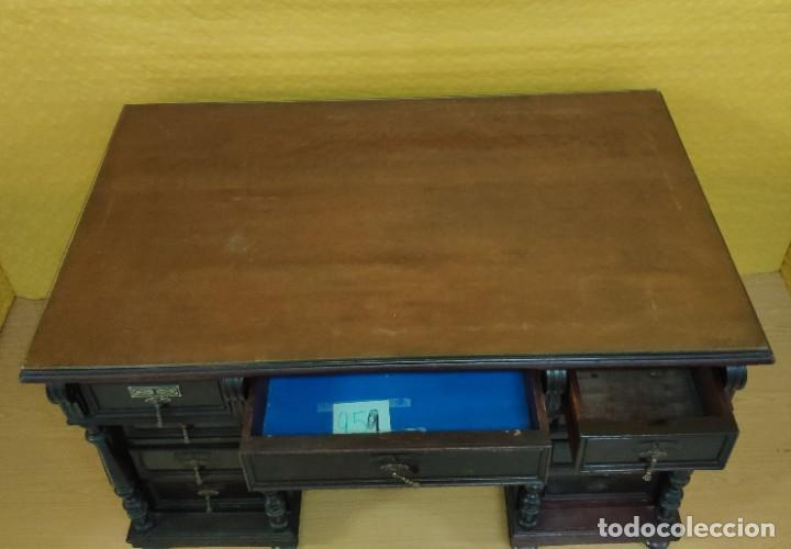 Antigüedades: Mesa De Despacho, 6000-959 - Foto 12 - 72442343